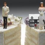 Regions of Divorce